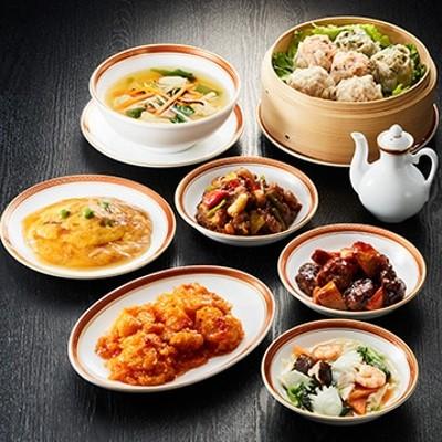 チャイナチューボー 中華晩餐セット 13004767