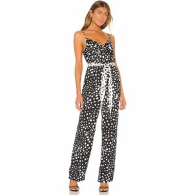 エルピーエー LPA レディース オールインワン ジャンプスーツ ワンピース・ドレス Chelsi Jumpsuit Austin Print