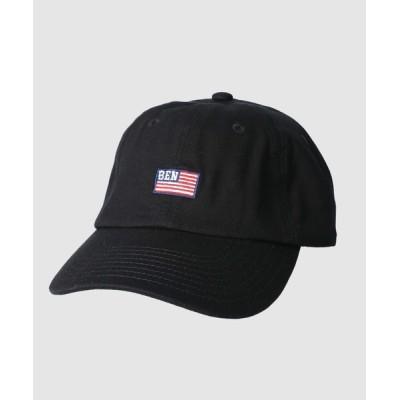 Right-on / 【BEN DAVIS】ロゴローキャップ MEN 帽子 > キャップ