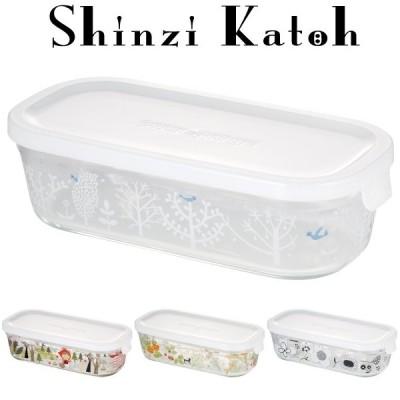 シンジカトウ iwaki イワキ パック&レンジ 500ml 耐熱ガラス 作り置き 保存容器 公式 レンジ オーブン レンジ調理 収納 常備菜 白 ホワイト