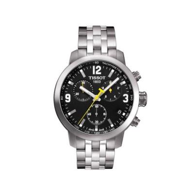 TISSOT ティソ  PRC200クオーツクロノ T055.417.11.057.00 正規品 腕時計