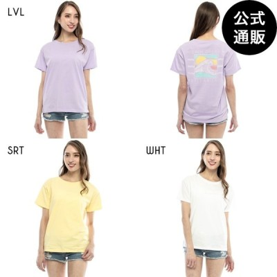 OUTLET 2020 ビラボン レディース バックプリントTシャツ 2020年夏モデル 全3色 M/L BILLABONG
