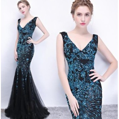 花嫁ウェディングドレス結婚式礼服  パーティードレス/ワンピース/ドレス スカートイブニングドレス バックレス マーメイドタイプ