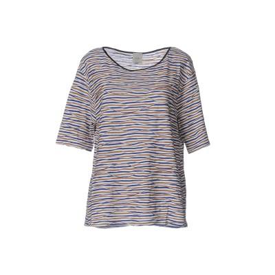 ...À_LA_FOIS... T シャツ ブルー 1 コットン 100% T シャツ