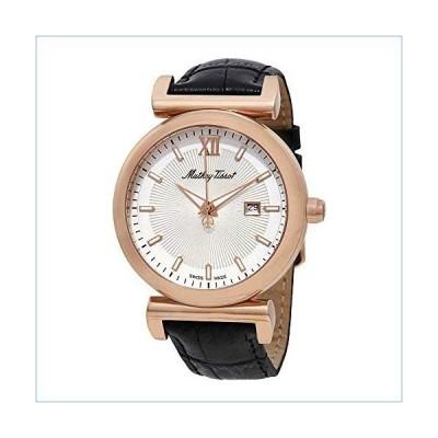 Mathey-Tissot Elegance White Dial Mens Watch H410PLI並行輸入品
