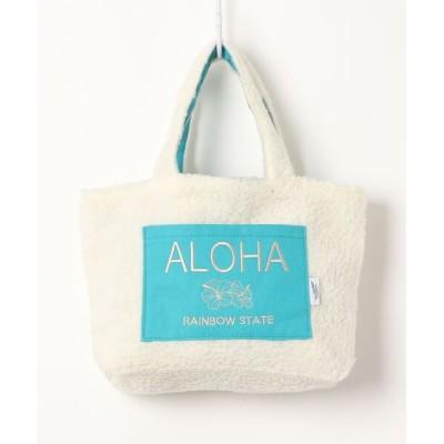 チャイハネ / 【Kahiko】ALOHA リバーシブルバッグ WOMEN バッグ > トートバッグ