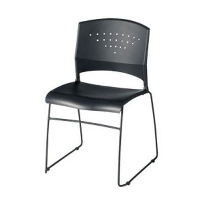 ジョインテックス 会議椅子(スタッキングチェア/ミーティングチェア) 肘なし GK-N10 〔完成品〕 〔送料無料〕
