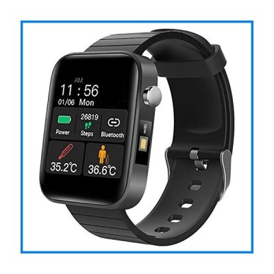 (輸入品)Health Sports Smart Watch Heart Rate Blood Pressure Oxygen Monitor Activity Tracker Bluetooth Call Reminder Fitness Tracker