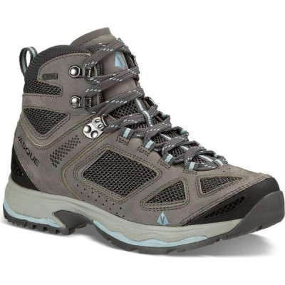 バスク VASQUE レディース ハイキング・登山 シューズ・靴 Breeze III GTX Hiking Boots, Gargoyle/Stone Blue GARGOYLE/STONE BLUE