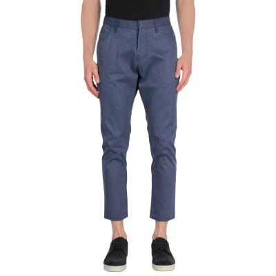 CORELATE パンツ ブルーグレー 44 コットン 100% パンツ