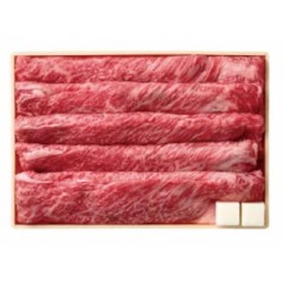 前沢牛すき焼き用〔肩ロース肉800g〕