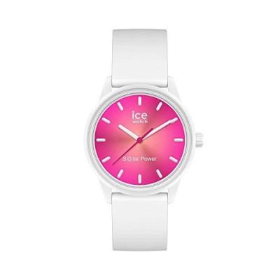 [正規代理店] Ice Watch アイスウォッチ 腕時計 時計 レディース / 019031 ICE solar power アイスソーラー コーラ