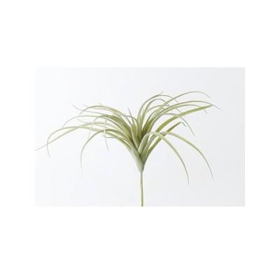 造花 アスカ A-41925 ティランドシア #051F フロストグリ−ン A-41925-051F 01  造花葉物、フェイクグリーン 多肉植物