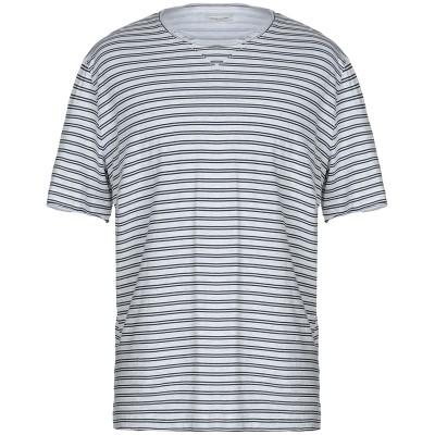 パオロ ペコラ PAOLO PECORA T シャツ ライトグレー XL コットン 100% T シャツ