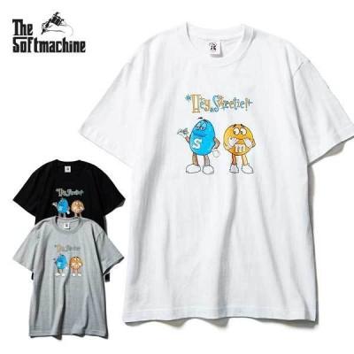 SOFTMACHINE ソフトマシーン Tシャツ S&M-T(T-SHIRTS) 半袖 パロディ