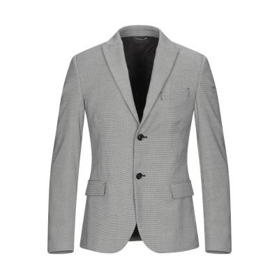 ダニエル アレッサンドリーニ DANIELE ALESSANDRINI テーラードジャケット ブラック 46 ポリエステル 83% / レーヨン 1