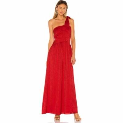 トゥラロサ Tularosa レディース ワンピース ワンピース・ドレス Phoebe Dress Red