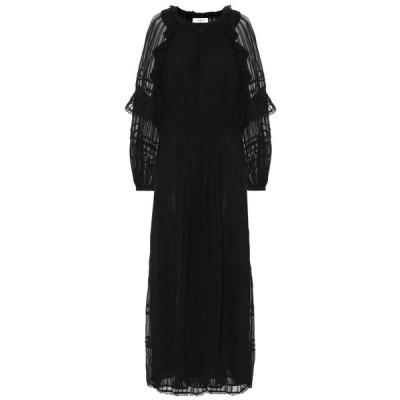 イザベル マラン Isabel Marant, Etoile レディース ワンピース マキシ丈 ワンピース・ドレス Justine maxi dress Black