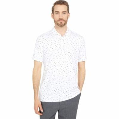 ナイキ Nike Golf メンズ ポロシャツ トップス Dry Vapor Micro Print Polo OLC White/White