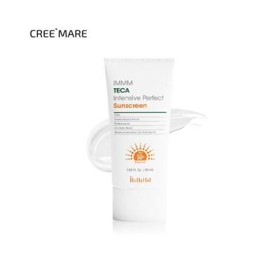 韓国コスメ 化粧品 アイムス IMMM サンスクリーン 日焼け止め 日焼止め SPF50 紫外線カット 整肌 ツボクサ ティーツリー