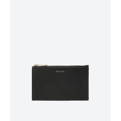 <Paul Smith (Bag&SLG)/ポール・スミス> インテリアマルチストライプ マルチケース VPS506 ブラック【三越伊勢丹/公式】