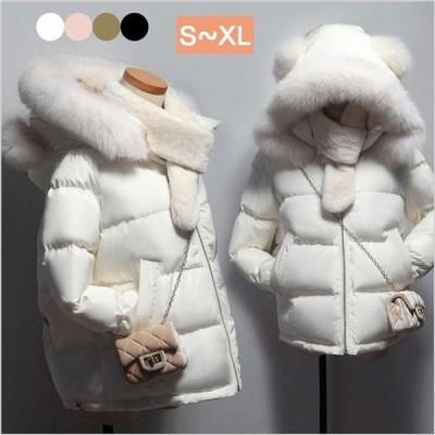 ダウンコート 大きいサイズ ショートコート 綿服 防寒 ファッション アウターレディース 大人気 おしゃれ 軽い 通勤  可愛い