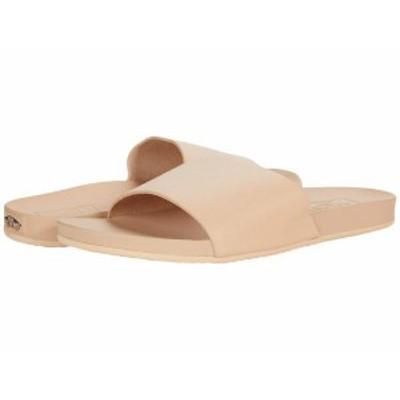 バンズ メンズ サンダル シューズ Decon Slide (Leather) Amber
