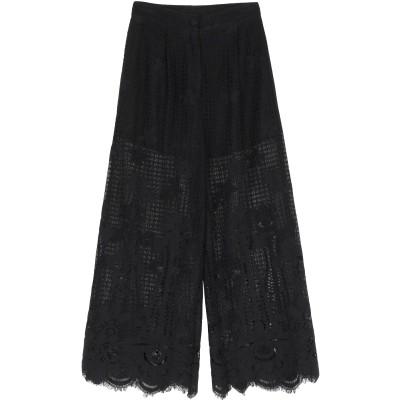 SUOLI パンツ ブラック 40 コットン 65% / ナイロン 35% パンツ