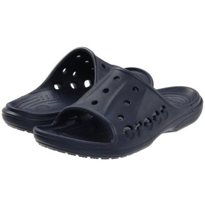 クロックス Crocs レディース サンダル・ミュール シューズ・靴 Baya Slide Navy