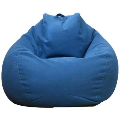 ビーズクッション ソファー 座布団 特大 座椅子 人をダメにするソファ 疲労を軽減 洗えるカバー 無地 90*110cm