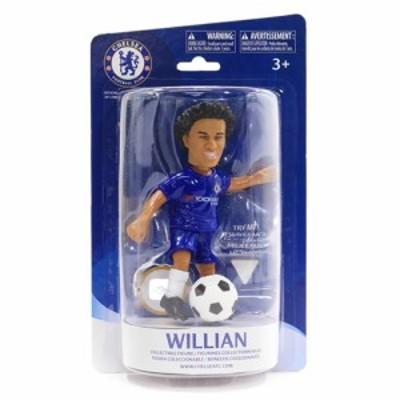 【予約CAF01】【国内未発売】ウィリアン チェルシー 2018 公式 アクションフィギュア【ブラジル代表/Willian/サッカー/Chelsea】