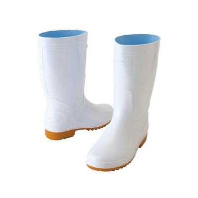 AITOZ アイトス アイトス 衛生長靴 ホワイト 25.0 AZ443500125.0