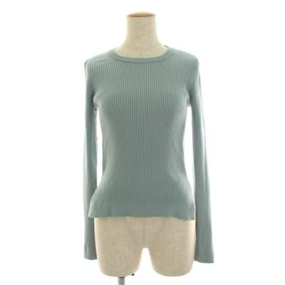 フォクシーブティック ニット セーター 38091 Knit Top Basic Rib 長袖 40