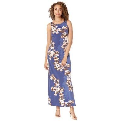 ユニセックス スカート ドレス Spice Market Floral Maxi Dress