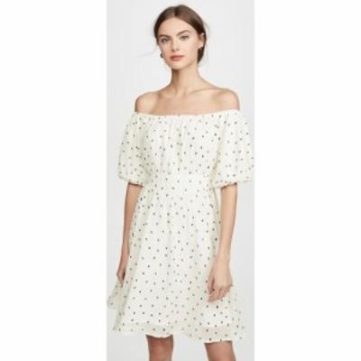 OPT レディース ワンピース ワンピース・ドレス Valentina Dress White