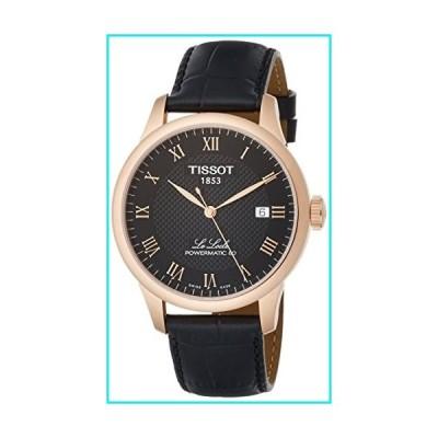 Tissot T-Classic Automatic Black Dial Men's Watch T0064073605300【並行輸入品】