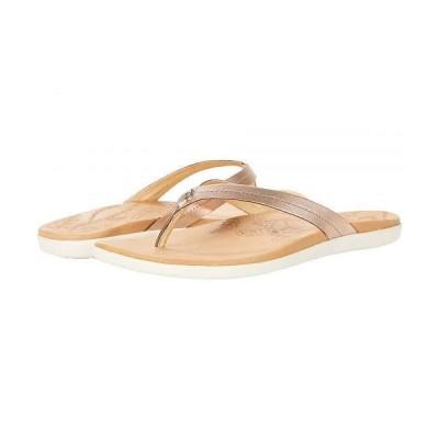 Olukai オルカイ レディース 女性用 シューズ 靴 サンダル Honu - Pink Copper/Sahara