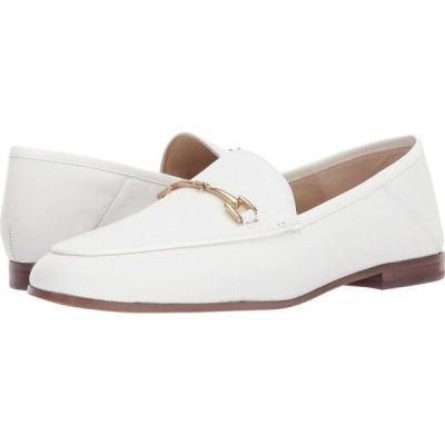 サム エデルマン Sam Edelman レディース ローファー・オックスフォード シューズ・靴 Loraine Loafer Bright White Modena Calf Leather