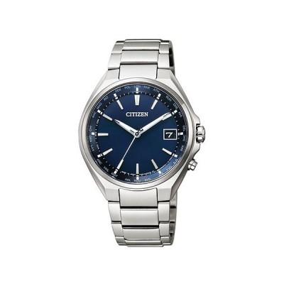 シチズン 腕時計 アテッサ CB1120-50L ATTESA エコ・ドライブ電波時計 ダイレクトフライト ブルー 新品 国内正規品 CITIZEN