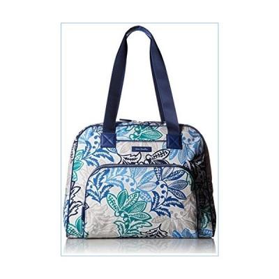 Vera Bradley Women's Lighten Up Go Anywhere Carry-On Bag, Santiago並行輸入品