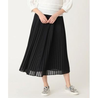 TO BE CHIC / *25ans掲載*カラミストライププリーツスカート WOMEN スカート > スカート