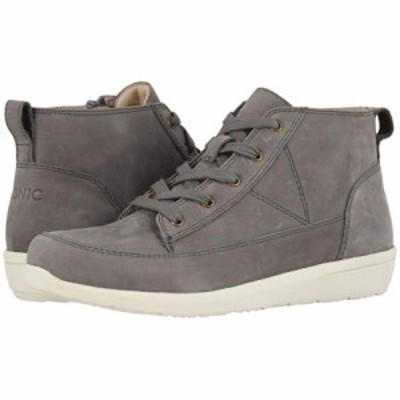 バイオニック VIONIC レディース ブーツ シューズ・靴 Shawna Slate Grey