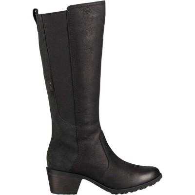 テバ ブーツ&レインブーツ レディース シューズ Anaya Tall Waterproof Boot - Women's Black