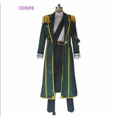 TSUKIPRO THE ANIMATION SOARA Growth 藤村衛 ふじむらまもる 風 コスプレ衣装 コスチューム cosplay イベント 変装