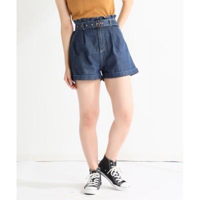 Honeys / ベルト付ショートパンツ WOMEN パンツ > パンツ