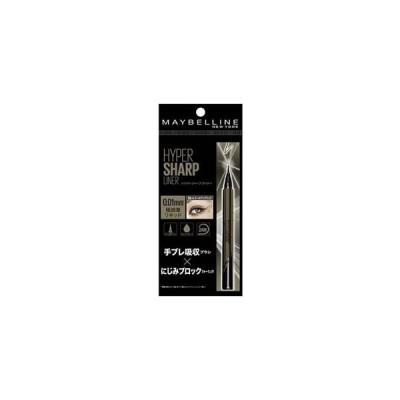 メイベリン ハイパーシャープ ライナー R #BK-4 カーキアンブラック 0.5g (アイライナー)