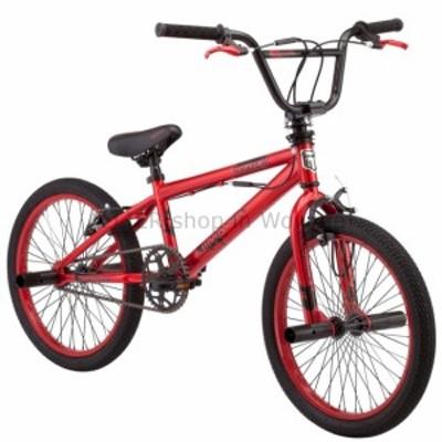 "BMX マングース20 ""少年の外限界BMX自転車自転車簡単組み立て新しいライド屋外Fu  Mongoose 20"" Boy's"