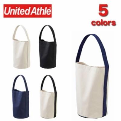 United Athle ユナイテッドアスレ 151901 ヘヴィー キャンバス ワンショルダー バッグ 5色 | 1サイズ 無地 メンズ レディース A3雑誌 布