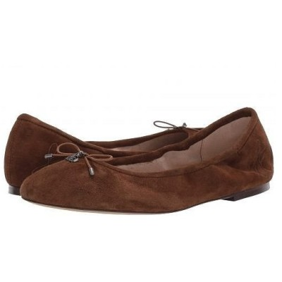 Sam Edelman サムエデルマン レディース 女性用 シューズ 靴 フラット Felicia - Hazelnut Suede Leather