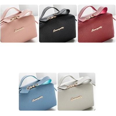 シングルショルダー斜めの女性の小さな正方形のバッグ新しい人格のファッションハードウェア装飾小さなバッグの韓国語バージョン